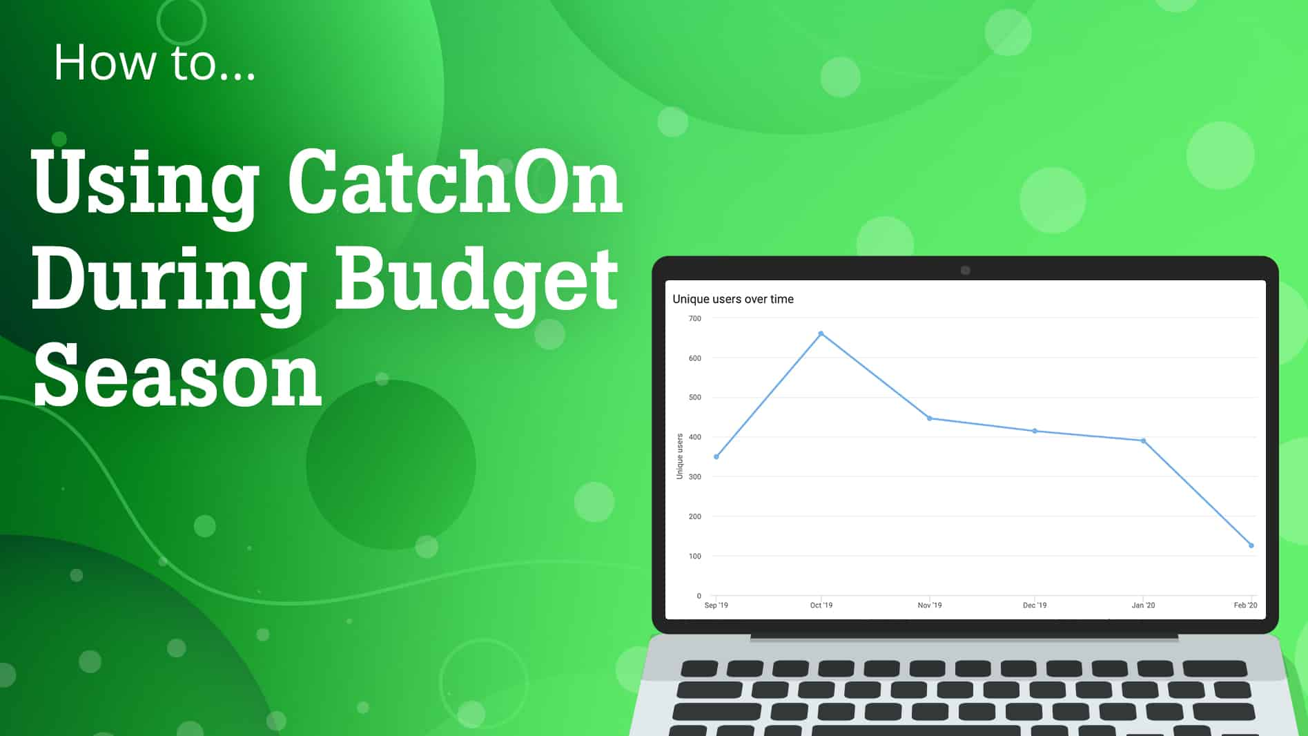 CatchOn HowTo Featured Using CatchOn In Budget Season